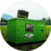 Commercial Composter
